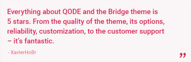 Bridge - Creative Multipurpose WordPress Theme - 19