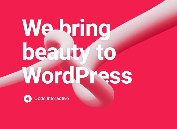 Bridge - Creative Multipurpose WordPress Theme - 27