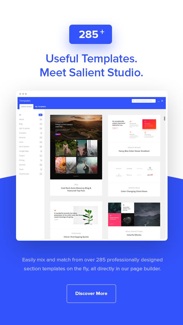 salient studio