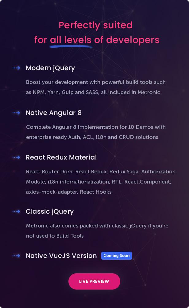 Metronic - Responsive Admin Dashboard Template - 7