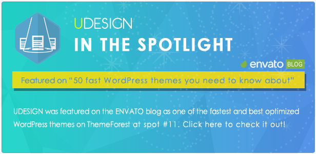 50 fastest WordPress themes on ThemeForest