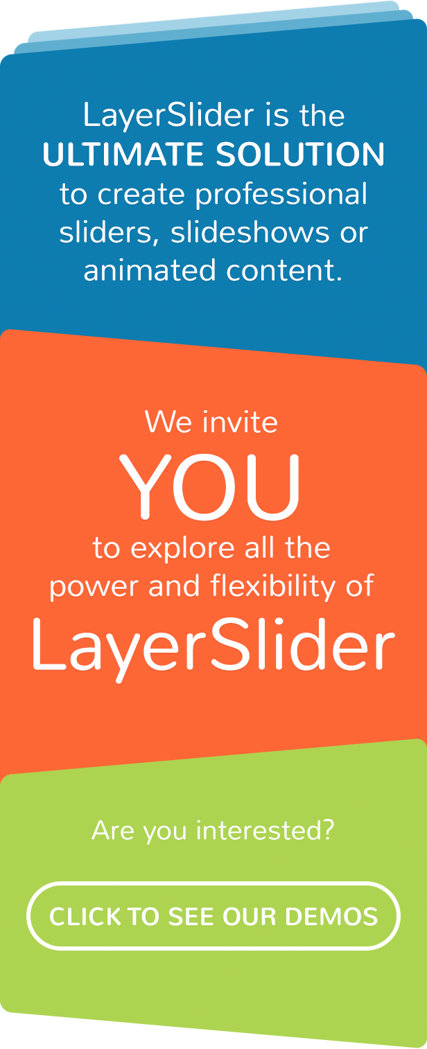 LayerSlider WP is the ultimate solution!