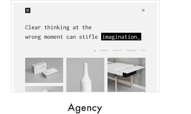 Agency Demo