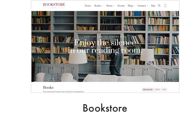 Bookstore Demo