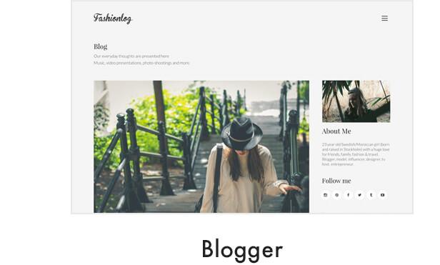 Blogger Demo