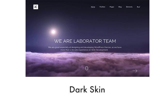 Dark Demo