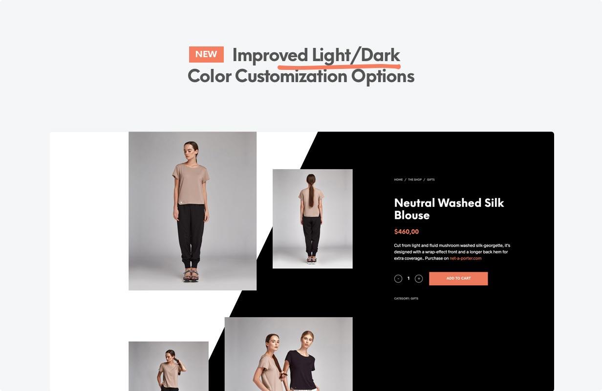 Shopkeeper - eCommerce WP Theme for WooCommerce - 7