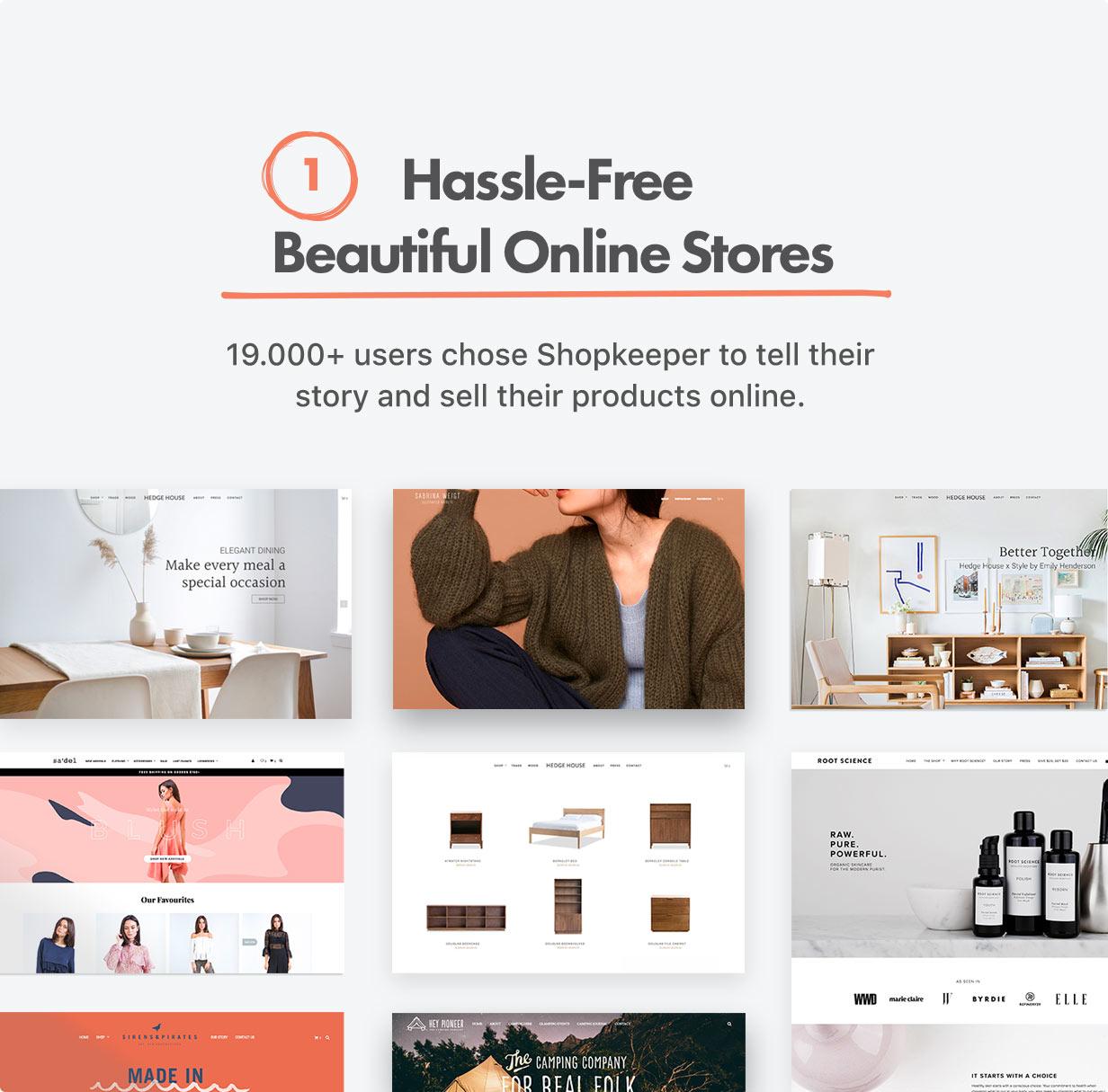 Shopkeeper - eCommerce WP Theme for WooCommerce - 10