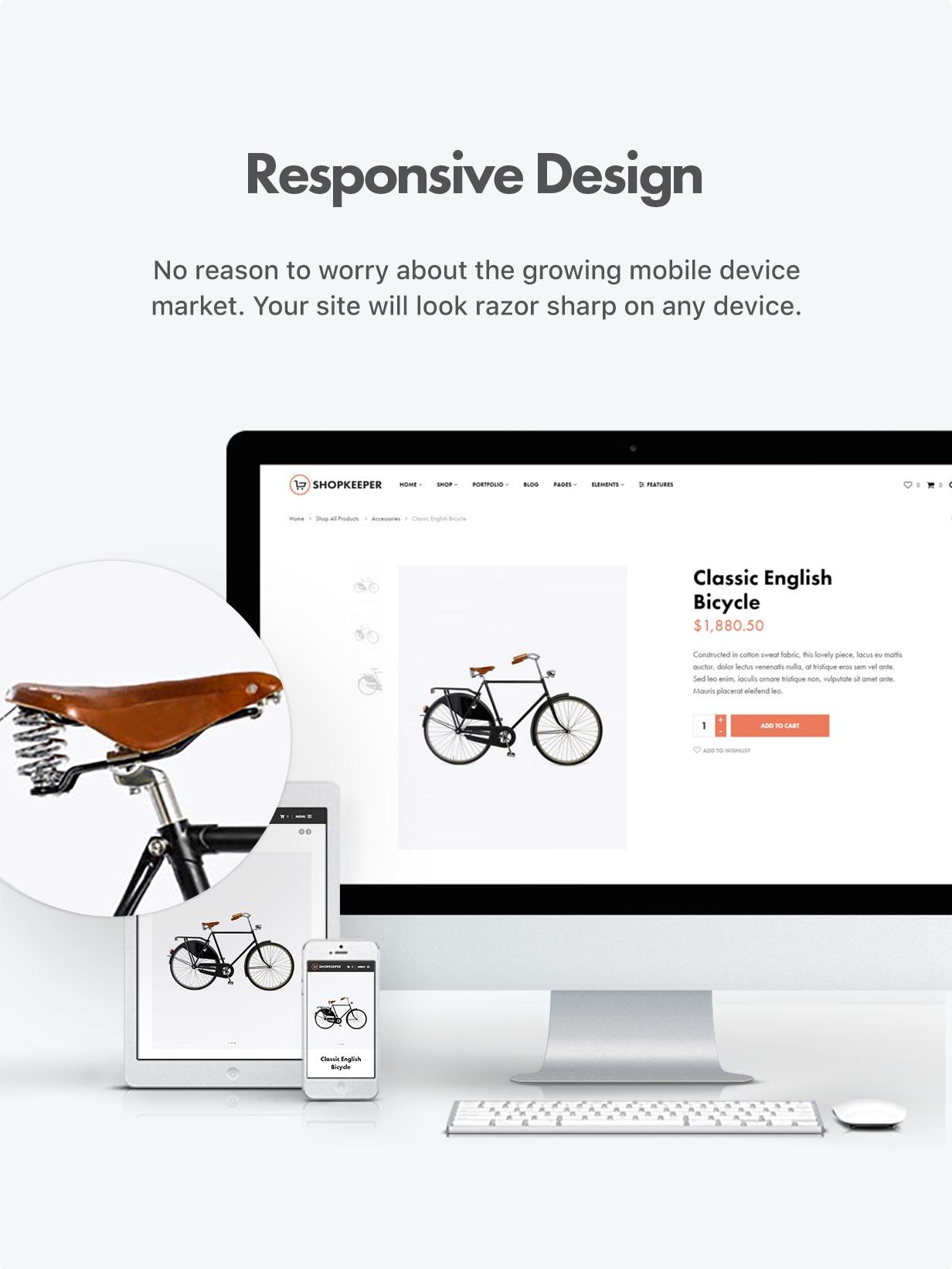 Shopkeeper - eCommerce WP Theme for WooCommerce - 24