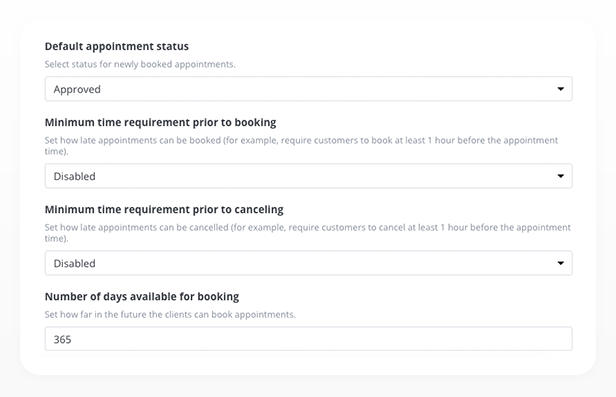 Bookly PRO –Appointment Booking and Scheduling Software System - 221