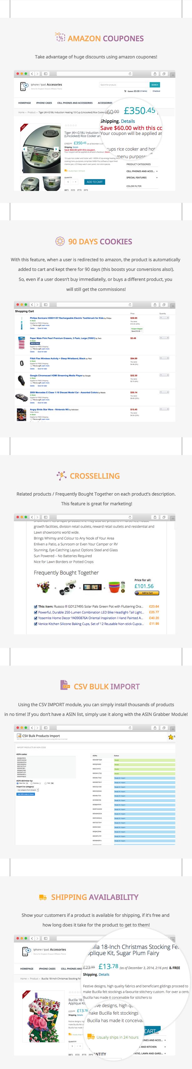 WooCommerce Amazon Affiliates - WordPress Plugin - 45