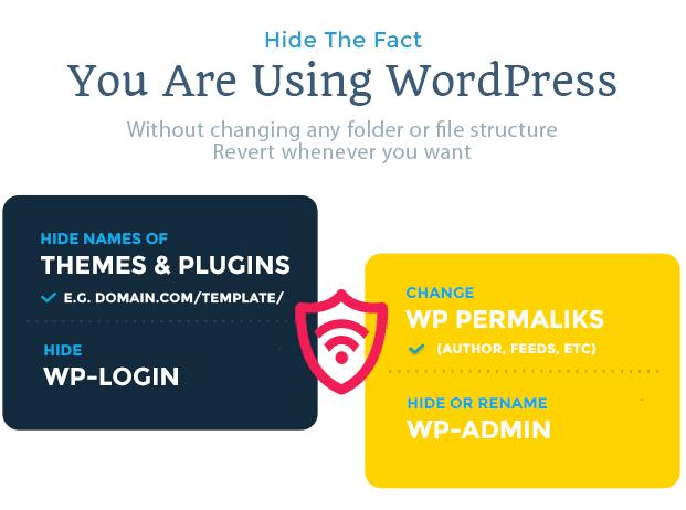 Hide My WP - Amazing Security Plugin for WordPress! - 9