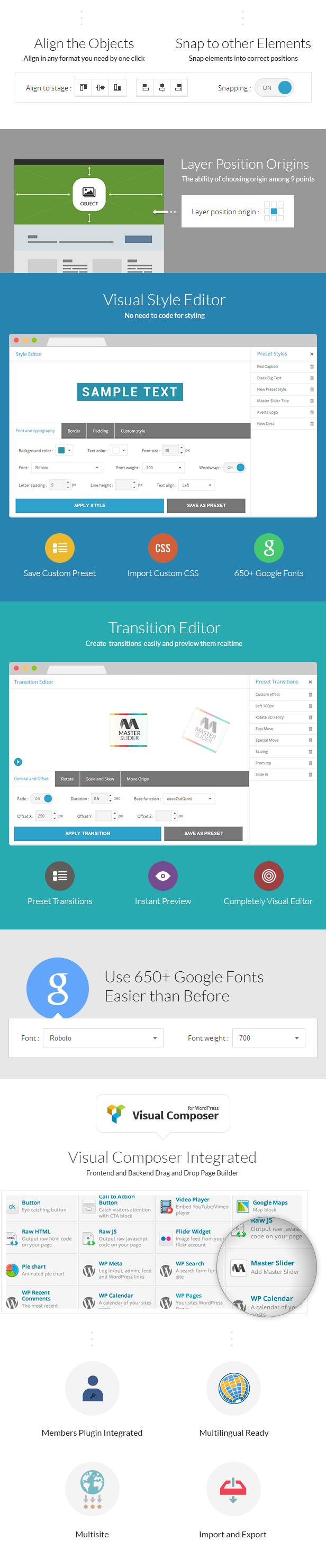 Master Slider - Touch Layer Slider WordPress Plugin - 6