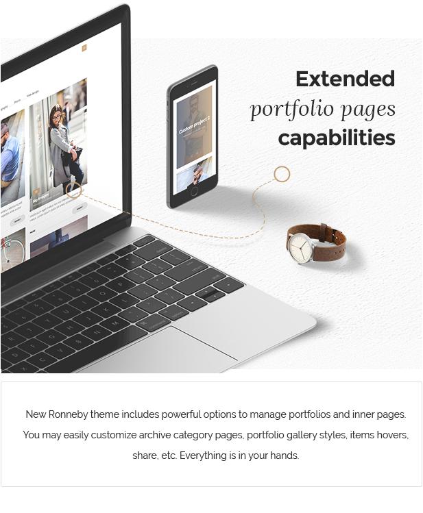 Ronneby - High-Performance WordPress Theme - 6