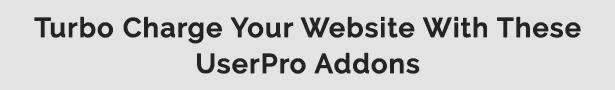 UserPro - Community and User Profile WordPress Plugin - 17