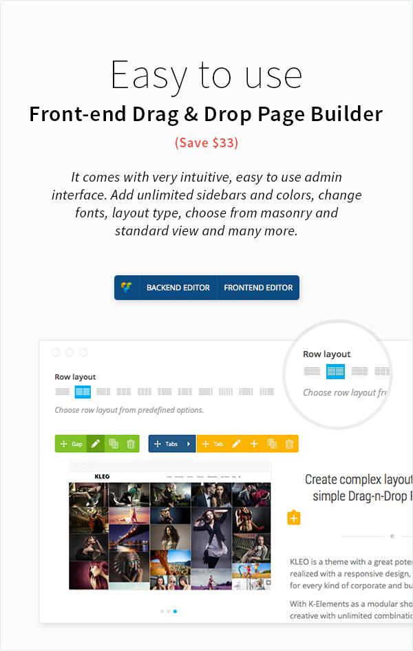 KLEO - Pro Community Focused, Multi-Purpose BuddyPress Theme - 10