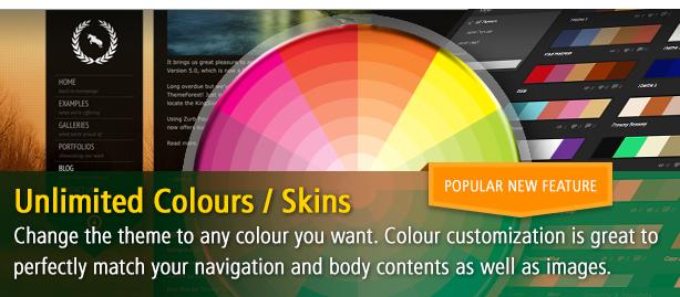 Unlimited Colours