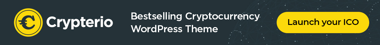 Cryptocurrency WordPress Theme with ICO Landing Page, ICO Listing and Crypto Consulting Demos