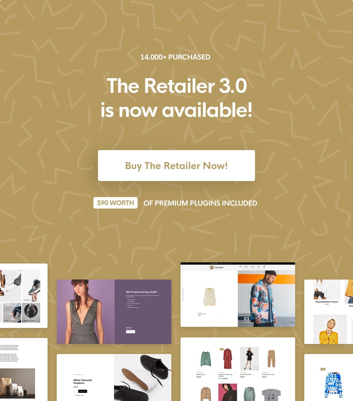 The Retailer - Premium WooCommerce Theme - 3