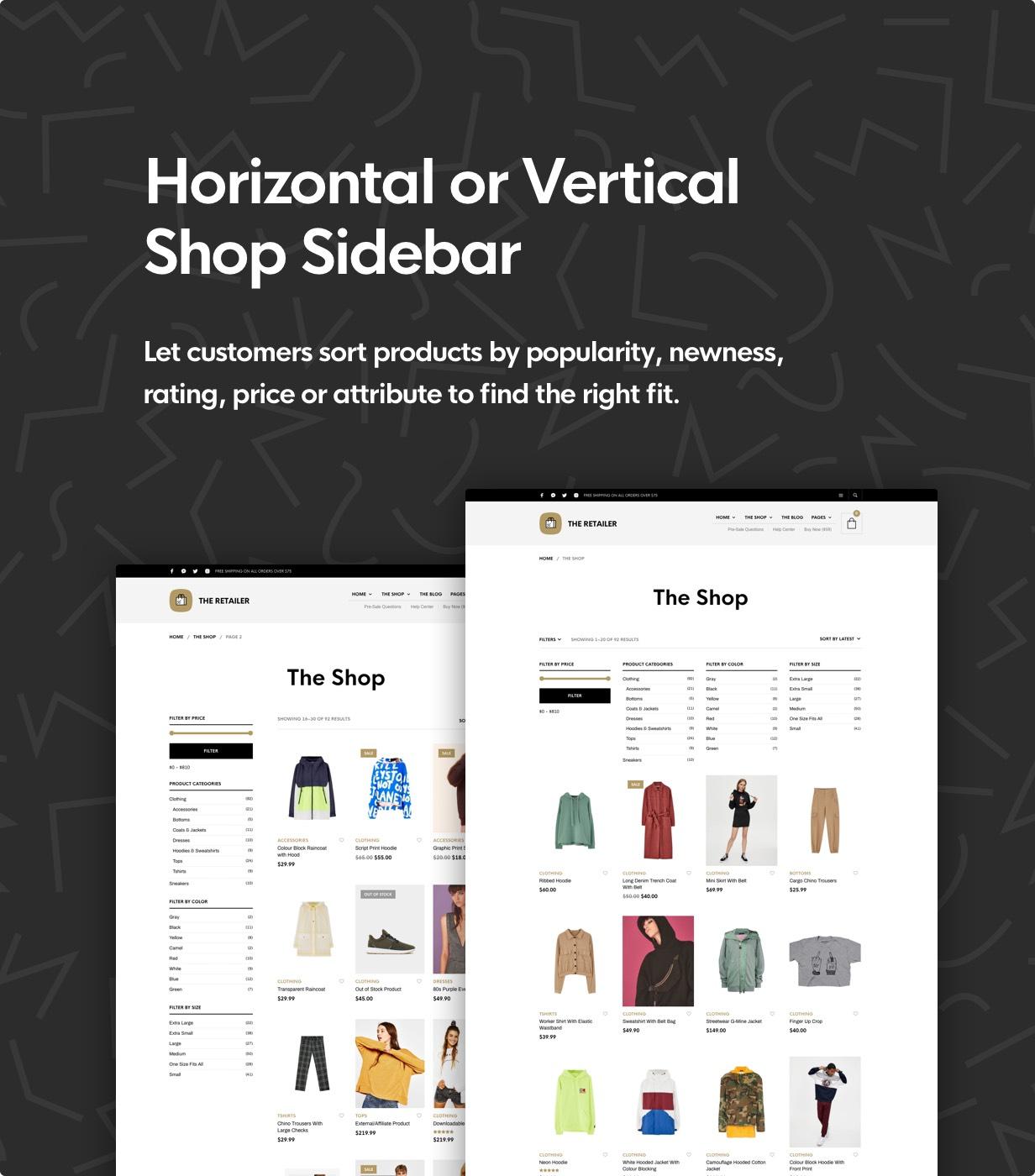 The Retailer - Premium WooCommerce Theme - 10