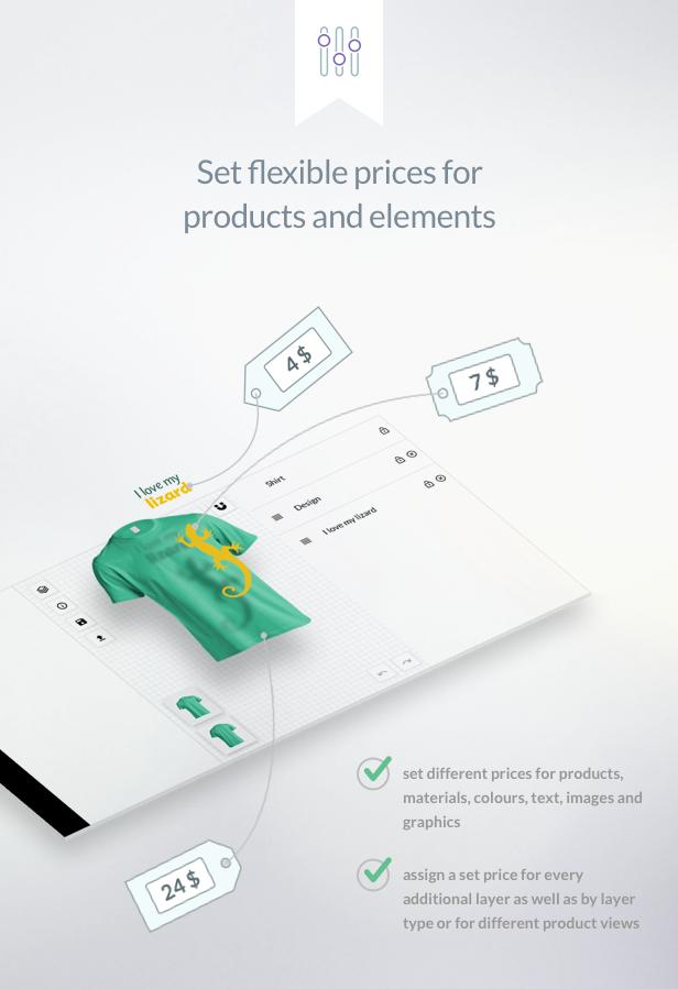 Fancy Product Designer | WooCommerce WordPress - 6