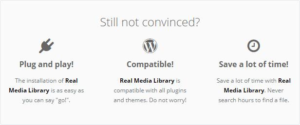WordPress Real Media Library - Media Categories / Folders File Manager - 26