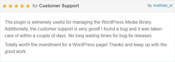WordPress Real Media Library - Media Categories / Folders File Manager - 36
