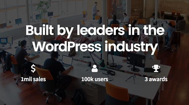 The Ark   WordPress Theme made for Freelancers - 7