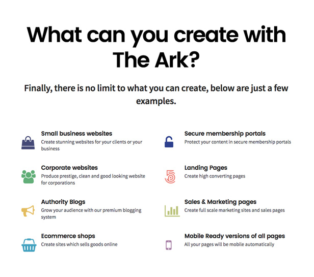 The Ark   WordPress Theme made for Freelancers - 5