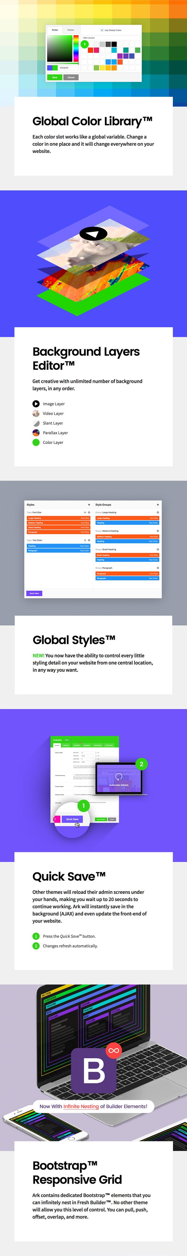 The Ark   WordPress Theme made for Freelancers - 9