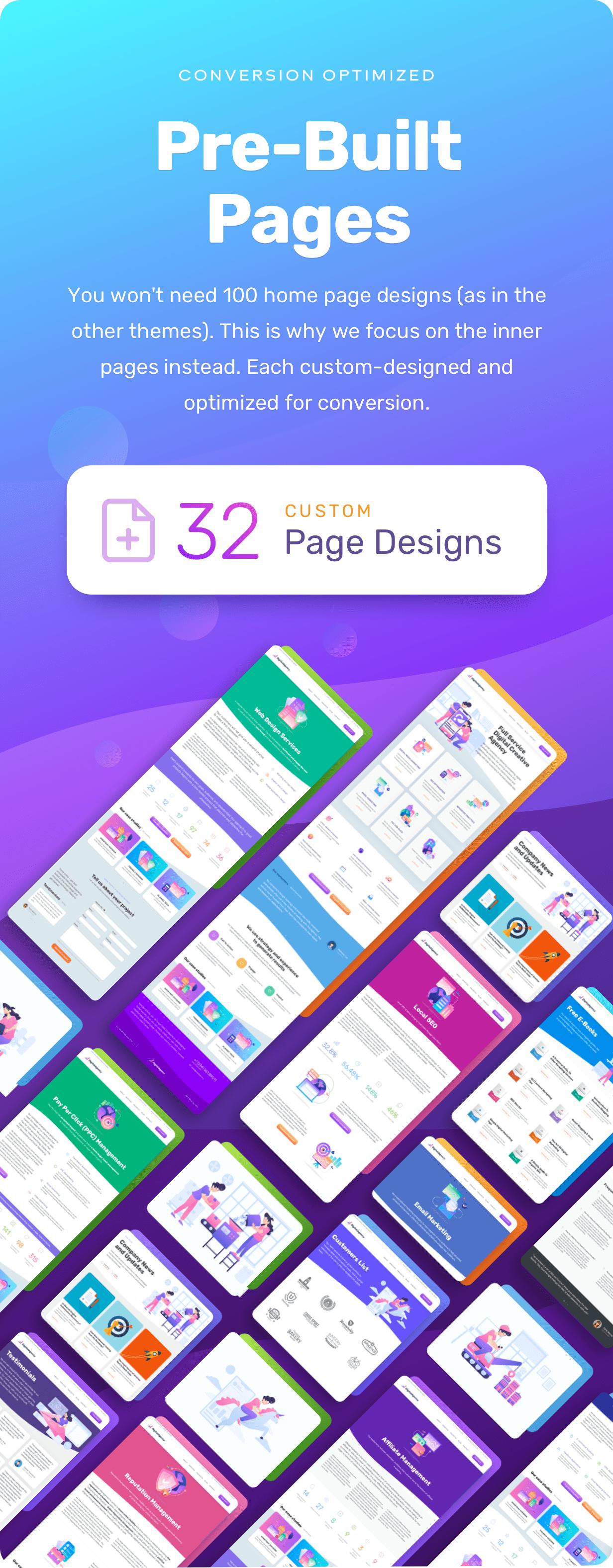 SEOWP | SEO & Digital Agency WordPress Theme - 3