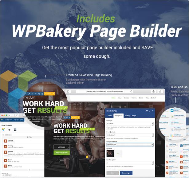 907 - Responsive Multi-Purpose WordPress Theme - 3