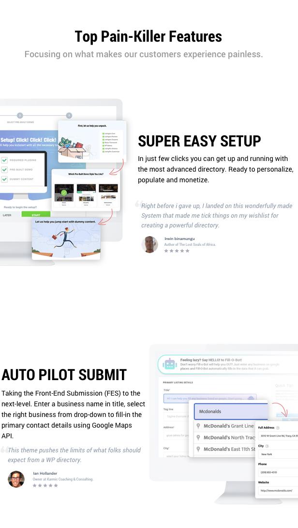 ListingPro - WordPress Directory Theme - 6