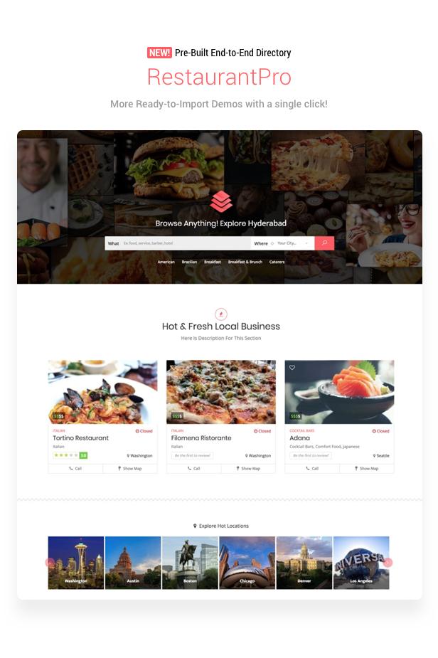 ListingPro - WordPress Directory Theme - 5