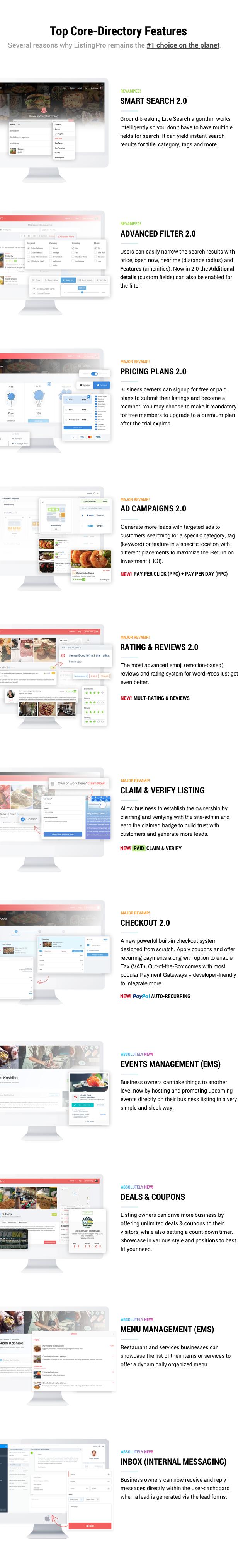 ListingPro - WordPress Directory Theme - 8