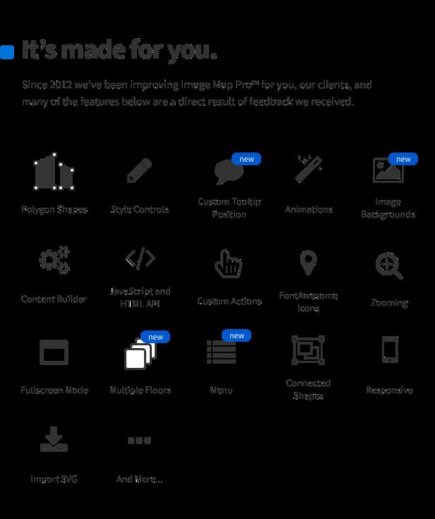 Image Map Pro for WordPress - SVG Map Builder - 5