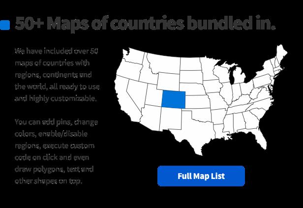 Image Map Pro for WordPress - SVG Map Builder - 6