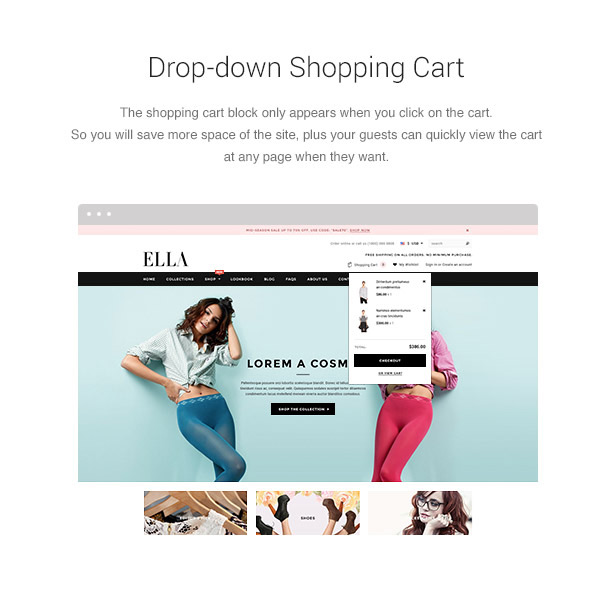 Ella - Responsive Shopify Template (Sections Ready) - 9