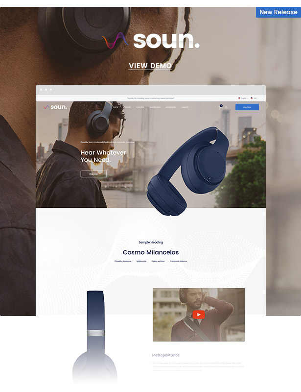 Ella - Responsive Shopify Template (Sections Ready) - 7