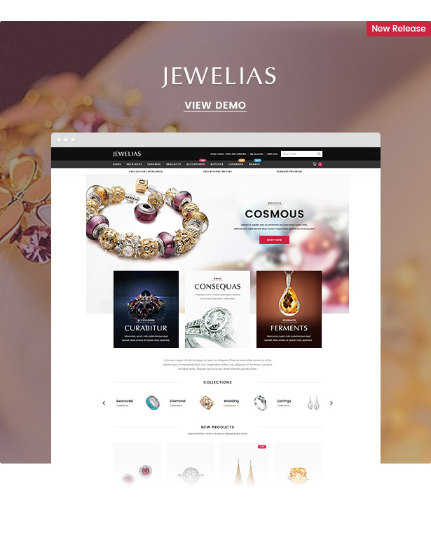 Ella - Responsive Shopify Template (Sections Ready) - 8