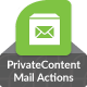 mail actions add-on