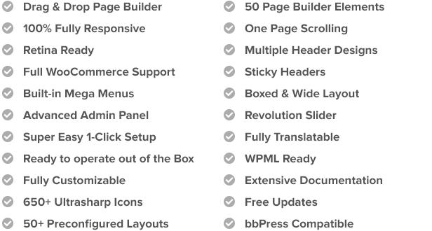 Unicon   Design-Driven Multipurpose Theme - 3