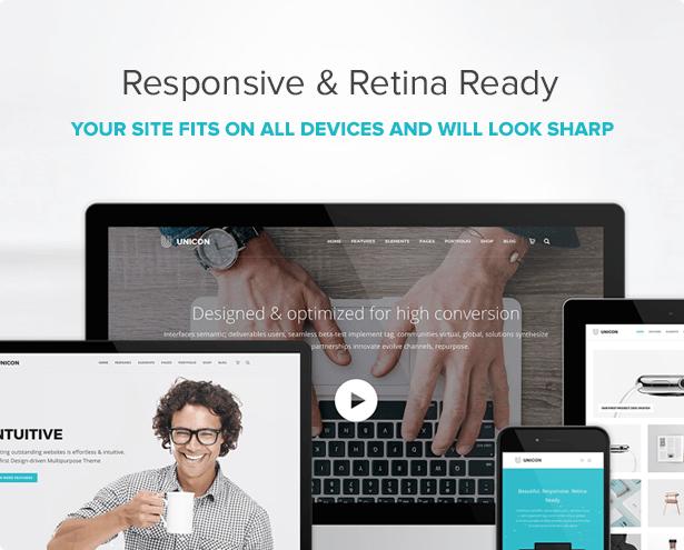 Unicon   Design-Driven Multipurpose Theme - 8