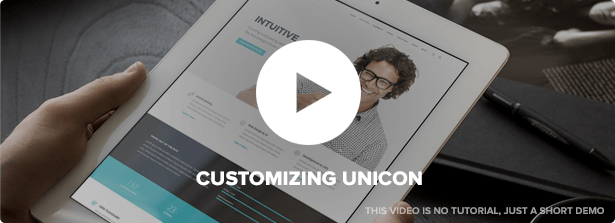 Unicon   Design-Driven Multipurpose Theme - 6
