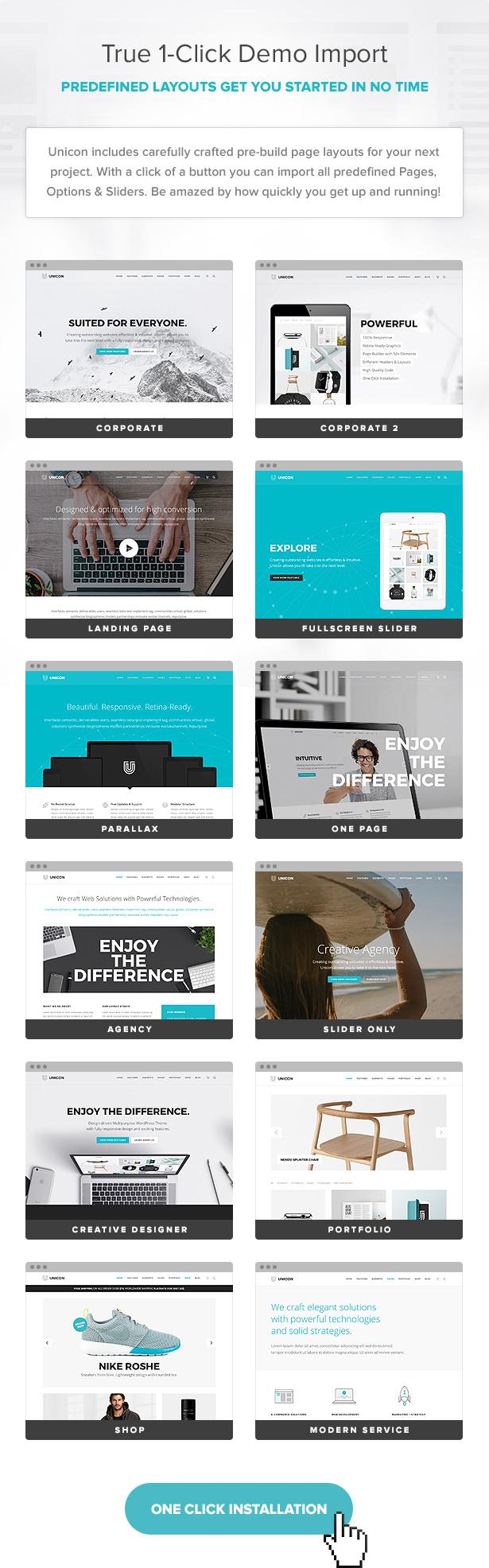 Unicon   Design-Driven Multipurpose Theme - 11