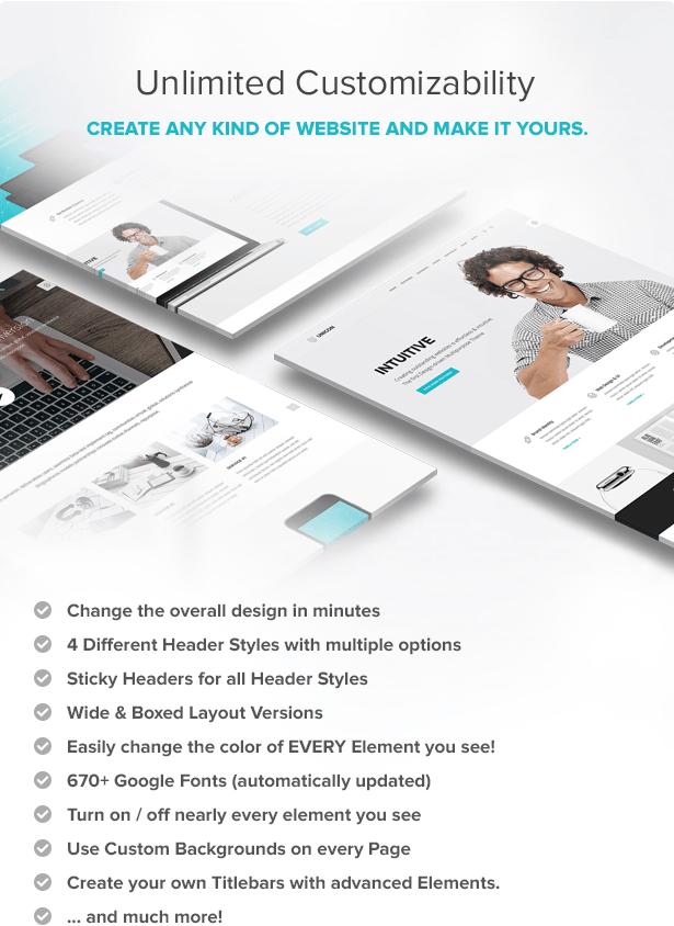 Unicon   Design-Driven Multipurpose Theme - 5