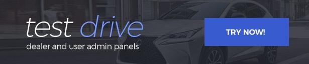 Motors - Car Dealer and Rental, Classified WordPress theme - 2