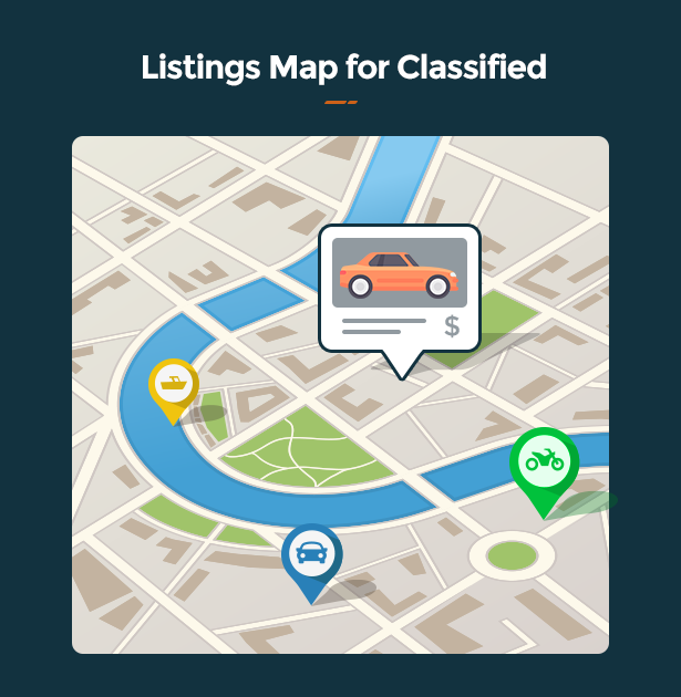 Motors - Car Dealer and Rental, Classified WordPress theme - 7