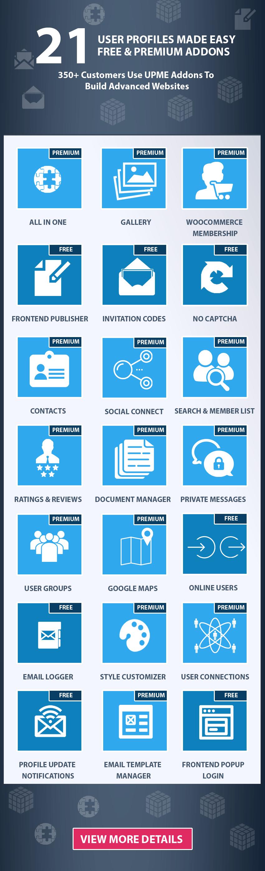 User Profiles Made Easy - WordPress Plugin - 10