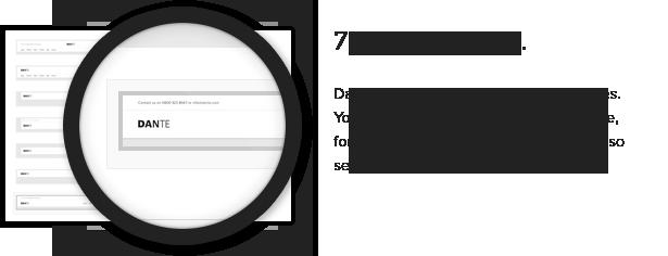 Dante - Responsive Multi-Purpose WordPress Theme - 18